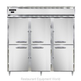 Continental Refrigerator DL3W-SS-PT-HD Heated Cabinet, Pass-Thru