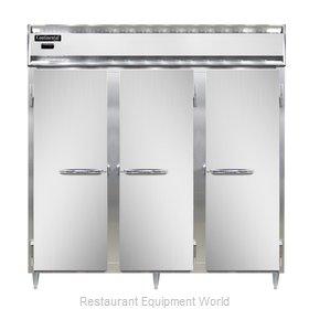 Continental Refrigerator DL3W Heated Cabinet, Reach-In