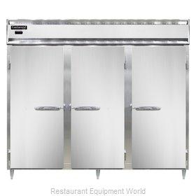 Continental Refrigerator DL3WE-PT Heated Cabinet, Pass-Thru