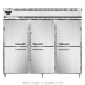 Continental Refrigerator DL3WE-SS-PT-HD Heated Cabinet, Pass-Thru