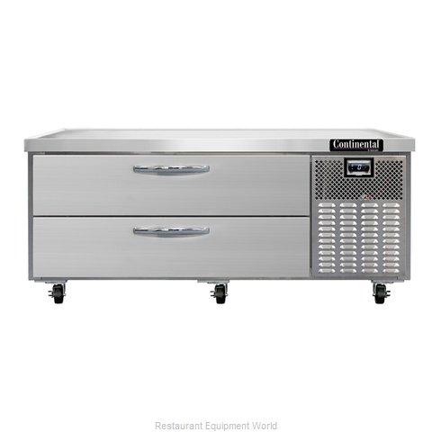 Continental Refrigerator DL60GF Equipment Stand, Freezer Base