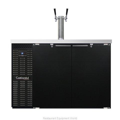 Continental Refrigerator KC50 Draft Beer Cooler