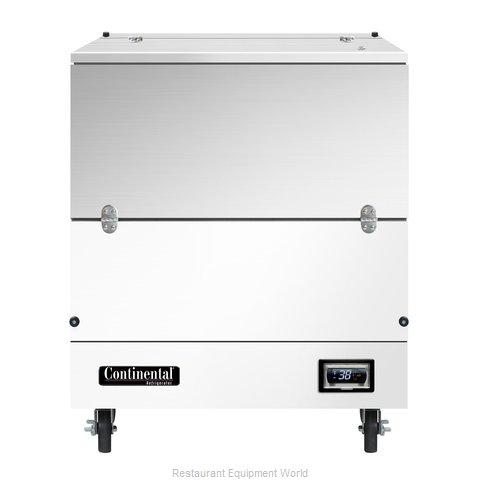 Continental Refrigerator MC3-SCW Milk Cooler / Station