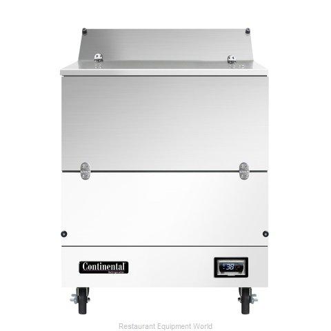 Continental Refrigerator MC3ND Milk Cooler / Station