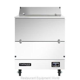 Continental Refrigerator MC3NS Milk Cooler / Station
