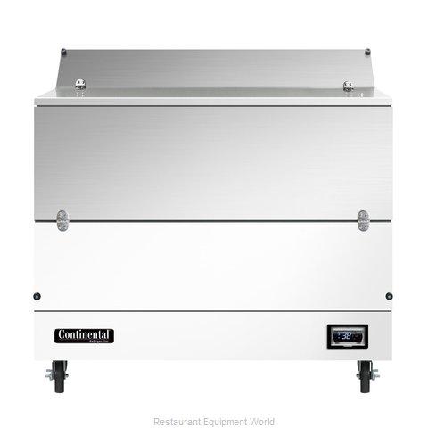 Continental Refrigerator MC4-D Milk Cooler / Station