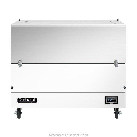 Continental Refrigerator MC4-SCW Milk Cooler / Station
