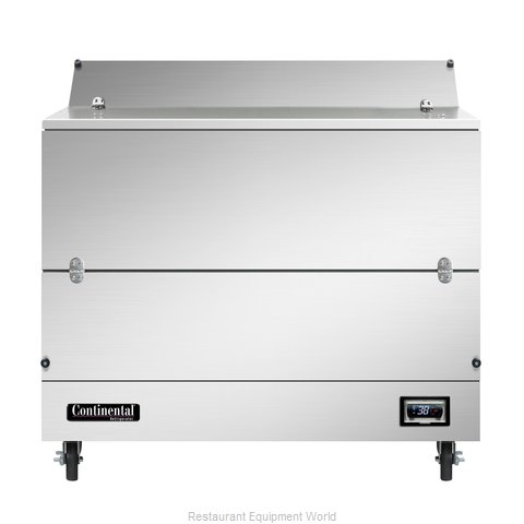 Continental Refrigerator MC4-SS-D Milk Cooler / Station
