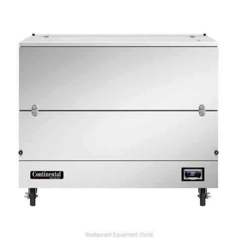 Continental Refrigerator MC4-SS-SCW Milk Cooler / Station
