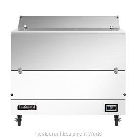 Continental Refrigerator MC4NS Milk Cooler / Station
