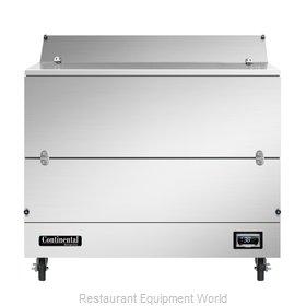Continental Refrigerator MC4NSSD Milk Cooler / Station