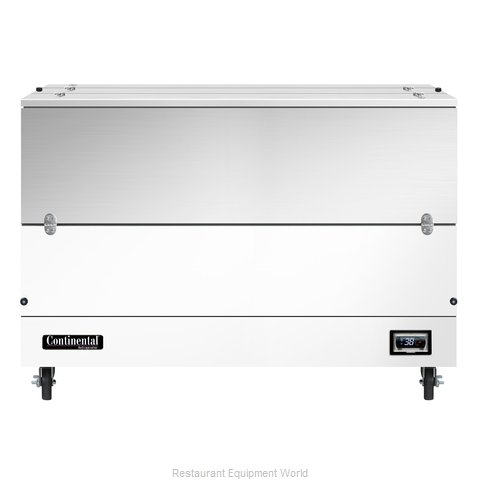 Continental Refrigerator MC5-DCW Milk Cooler / Station