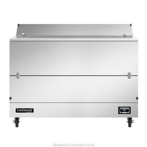 Continental Refrigerator MC5-SS-D Milk Cooler / Station