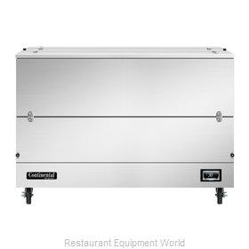 Continental Refrigerator MC5-SS-DCW Milk Cooler / Station