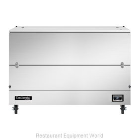 Continental Refrigerator MC5-SS-SCW Milk Cooler / Station