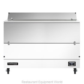 Continental Refrigerator MC5NS Milk Cooler / Station