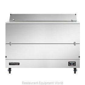 Continental Refrigerator MC5NSSS Milk Cooler / Station
