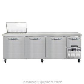 Continental Refrigerator RA93N12M Refrigerated Counter, Mega Top Sandwich / Sala