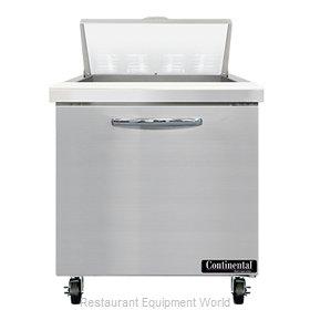 Continental Refrigerator SW32N8 Refrigerated Counter, Sandwich / Salad Unit