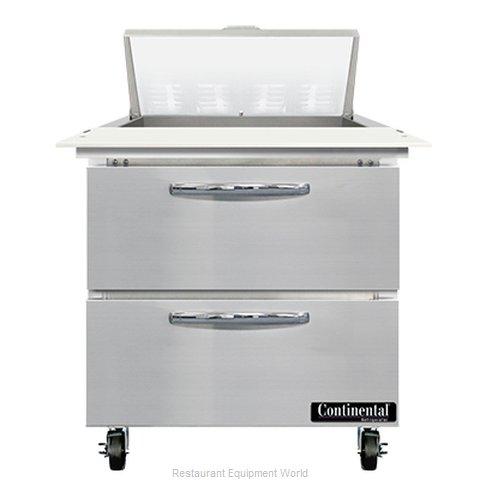 Continental Refrigerator SW32N8C-D Refrigerated Counter, Sandwich / Salad Unit