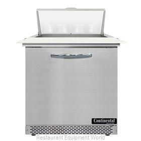 Continental Refrigerator SW32N8C-FB Refrigerated Counter, Sandwich / Salad Unit