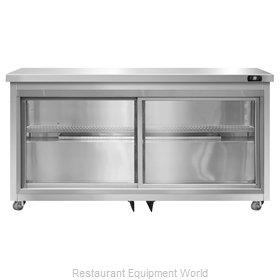 Continental Refrigerator SW60-SGD-U Refrigerator, Undercounter, Reach-In