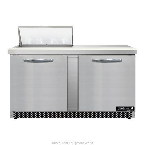Continental Refrigerator SW60N8-FB Refrigerated Counter, Sandwich / Salad Unit