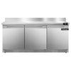 Refrigerador con Superficie de Trabajo <br><span class=fgrey12>(Continental Refrigerator SW72-BS-FB Refrigerated Counter, Work Top)</span>