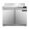 Base Congeladora, Superficie de Trabajo <br><span class=fgrey12>(Continental Refrigerator SWF36-BS-FB Freezer Counter, Work Top)</span>