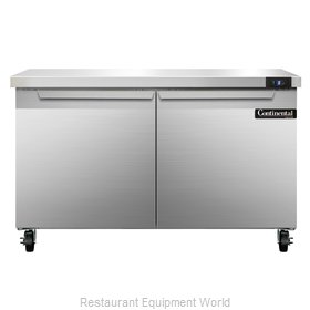 Continental Refrigerator SWF48 Freezer Counter, Work Top