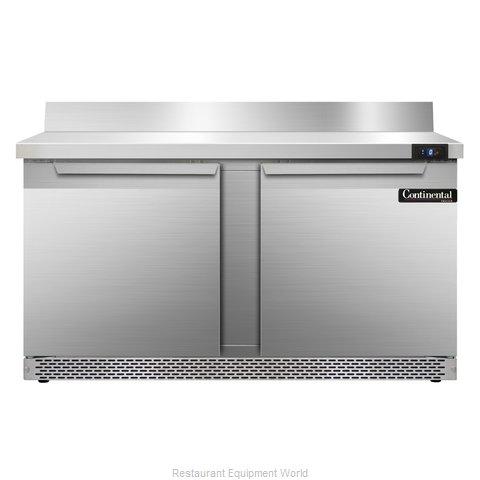 Continental Refrigerator SWF60-BS-FB Freezer Counter, Work Top