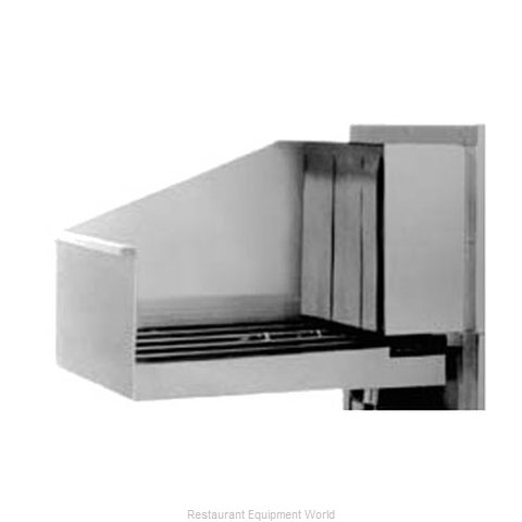CMA Dishmachines 13958.82 Corner Feed Dishtable