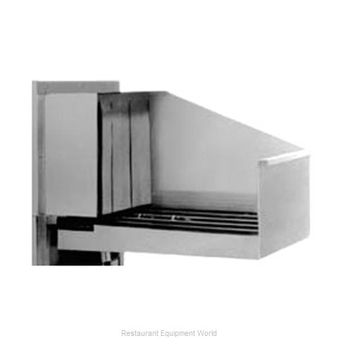 CMA Dishmachines 13958.84 Corner Feed Dishtable