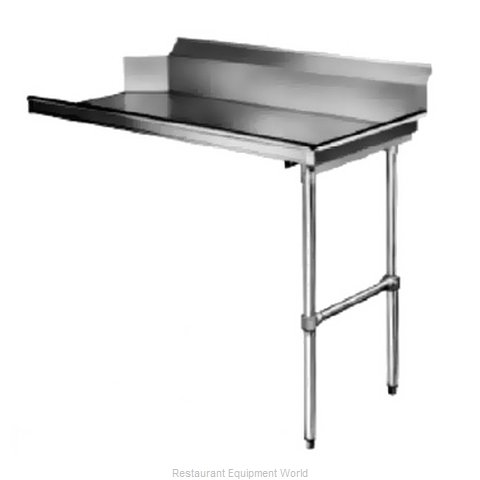 CMA Dishmachines CR-48 Dishtable, Clean Straight