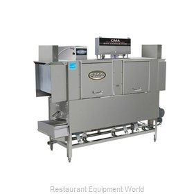 CMA Dishmachines EST-66/R-L Dishwasher, Conveyor Type