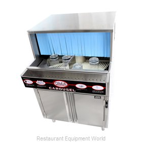 CMA Dishmachines GL-C Glass Washer Underbar Type