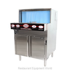 CMA Dishmachines GW-100 Glass Washer Underbar Type