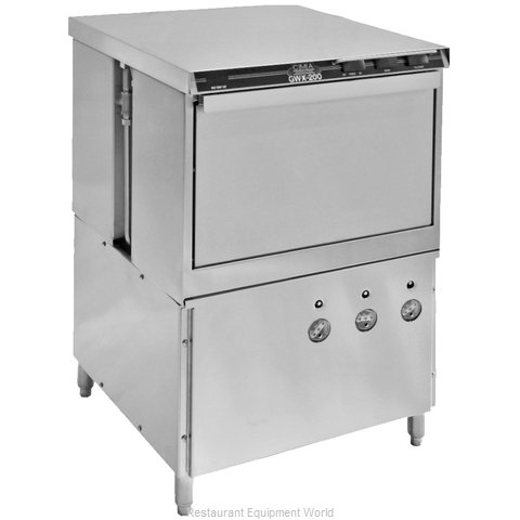 CMA Dishmachines GWX-200 Glass Washer Underbar Type