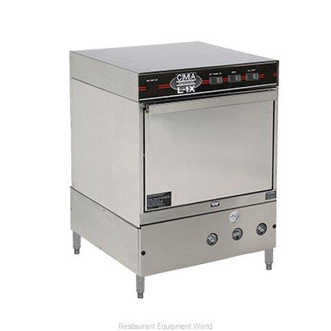 CMA Dishmachines L-1X W/HTR Dishwasher, Undercounter