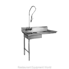 CMA Dishmachines SL-U Dishtable Soiled Undercounter Type
