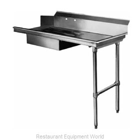 CMA Dishmachines SR-36 Dishtable, Soiled