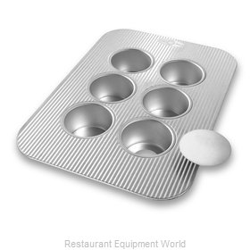 Chicago Metallic 21700 Cake Pan, Removable Bottom