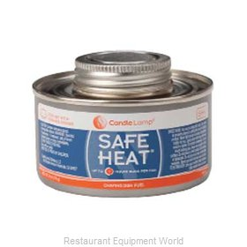 Candle Lamp H0200-R Chafer Fuel Canned Heat