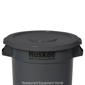 Continental 1002GY Trash Receptacle Lid / Top