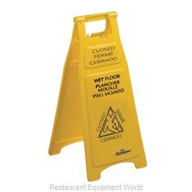 Continental 119C Sign, Wet Floor
