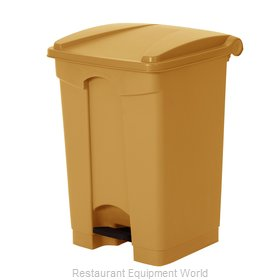 Continental 12BE Trash Receptacle, Indoor