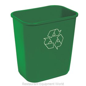 Continental 1358-2 Recycling Receptacle / Container