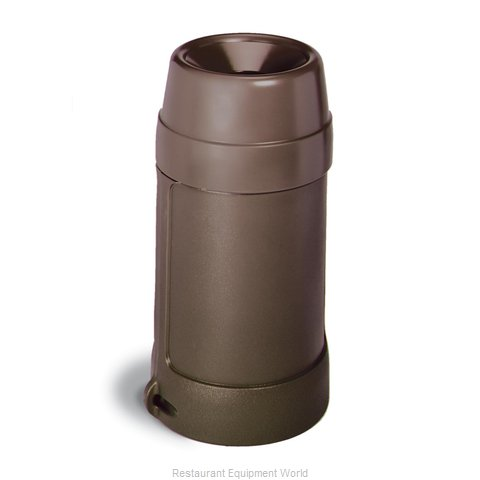 Continental 1430BN Trash Garbage Waste Container Stationary