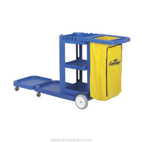 Continental 186BL Cart Janitor
