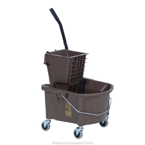 Continental 226-312BZ Mop Bucket Wringer Combination (Magnified)